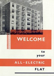 Welcome to your all-electric flat, 1961, p 1